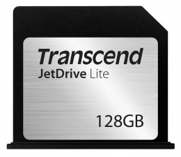 Karta pamięci SD Transcend 128GB JetDrive Lite 130 MacBook Air 13''