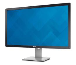 """Monitor LED 32"""" i większy Dell UP3216Q srebrno-czarny"""