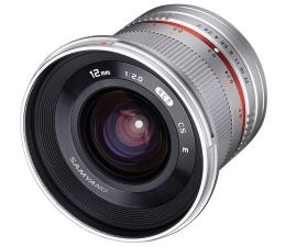 Obiektywy stałoogniskowy Samyang 12mm F2.0 NCS CS FujiFilm X