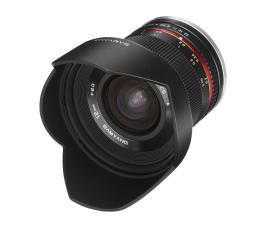 Obiektyw Samyang 12mm F2.0 NCS CS mikro 4/3