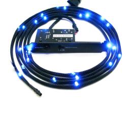 Przewód świecący NZXT Zestaw oświetlający LED niebieski 2m