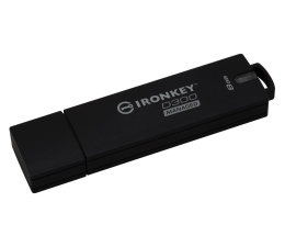 Pendrive (pamięć USB) Kingston 8GB IronKey D300M zapis 22MB/s (managed)