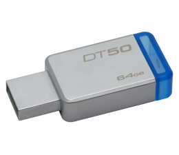 Pendrive (pamięć USB) Kingston 64GB DataTraveler 50 110MB/s (USB 3.1 Gen 1)