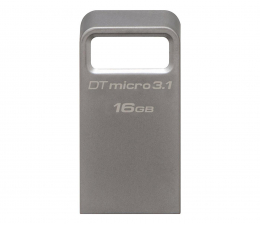 Pendrive (pamięć USB) Kingston 16GB DataTraveler Micro 3.1 (USB 3.1) 100MB/s