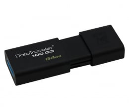 Pendrive (pamięć USB) Kingston 64GB DataTraveler 100 G3 (USB 3.0)