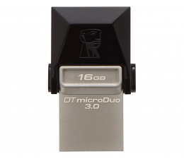 Pendrive (pamięć USB) Kingston 16GB DataTraveler microDuo (USB 3.0) OTG