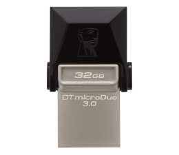 Pendrive (pamięć USB) Kingston 32GB DataTraveler microDuo (USB 3.0) OTG