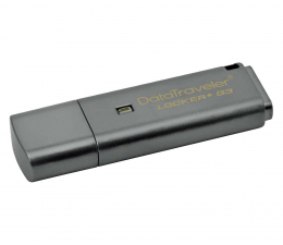 Pendrive (pamięć USB) Kingston 64GB DataTraveler Locker+ G3 (USB 3.0) 135MB/s
