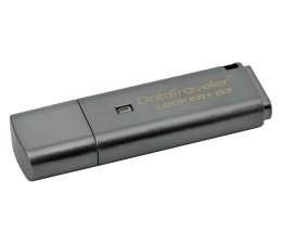 Pendrive (pamięć USB) Kingston 8GB DataTraveler Locker+ G3 (USB 3.0) 80MB/s