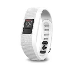 Zegarek sportowy Garmin Vivofit 3 biały regularny
