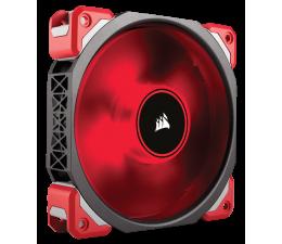 Wentylator do komputera Corsair ML120 LED magnetyczny czerwony