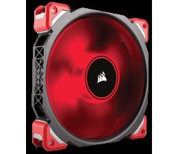 Wentylator do komputera Corsair ML140 PRO LED magnetyczny czerwony