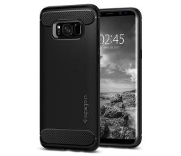 Etui/obudowa na smartfona Spigen Rugged Armor do Galaxy S8 Black