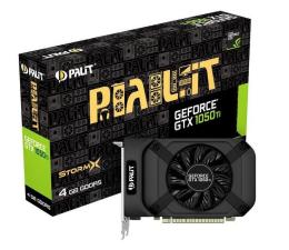 Karta graficzna NVIDIA Palit GeForce GTX 1050 Ti StormX 4GB GDDR5