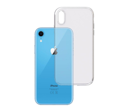 3mk Clear Case do iPhone Xr  (5903108047555)