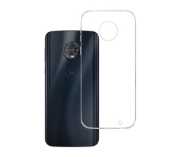 3mk Clear Case do Motorola Moto G6 Plus (5903108059756)