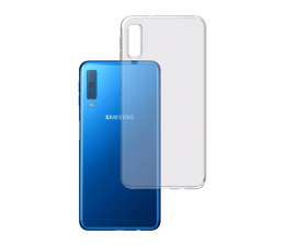 3mk Clear Case do Samsung Galaxy A7 2018 (5903108047197)