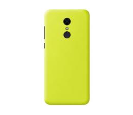 3mk Ferya do Xiaomi Redmi 5 Plus Glossy Lime Green  (5903108028189)