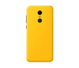 3mk Ferya do Xiaomi Redmi 5 Plus Glossy Sunny Yellow  (5903108028196)