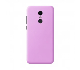 3mk Ferya do Xiaomi Redmi 5 Plus Satin Bubblegum Pink  (5903108028172)