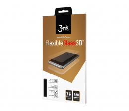 3mk Flexible Glass 3D Matte Coat do Y6 Prime 2018 (5903108031028 )