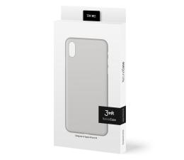 3mk Natural Case do iPhone X/Xs biały (5903108047029 )