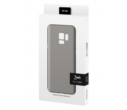 3mk Natural Case do Samsung Galaxy S9 Black (5903108002127)