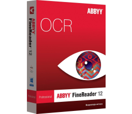 ABBYY FineReader 12 Professional Edition OCR BOX (4820076590740)