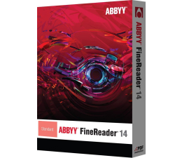 ABBYY FineReader 14 BOX (4820076590818)