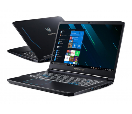 Acer Helios 300 i7-9750H/16/512/W10 RTX2070 IPS 144Hz (Predator || PH317-53-77PW || NH.Q5REP.003)