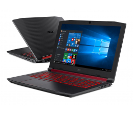Acer Nitro 5 i5-8300H/16GB/256+1000/Win10 GTX1050Ti  (AN515-52 || NH.Q3LEP.007-256SSD M.2)