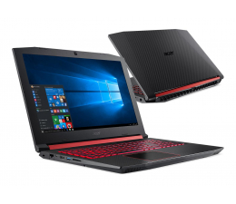Acer Nitro 5 i7-8750H/16GB/256/Win10 GTX1060  (AN515-52 || NH.Q3XEP.004-256SSD M.2)