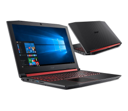 Acer Nitro 5 Ryzen 5/8GB/240+1000/Win10 RX560X  (AN515 || NH.Q3REP.005-240SSD M.2 )