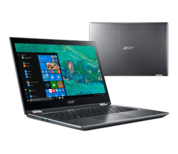 Acer Spin 3 i3-6006U/8GB/128/Win10 FHD Dotyk 360' (SP314 || NX.GUWEP.007-128SSD)