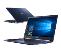 Acer Swift 5 i5-8265U/8GB/256PCIe/Win10 IPS Niebieski (SF514 || NX.H7HEP.001)