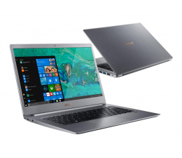Acer Swift 5 i5-8265U/8GB/256PCIe/Win10 IPS Szary (SF514 || NX.H7KEP.001)