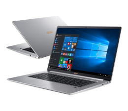 Acer Swift 5 i5-8265U/8GB/512/Win10 Srebrny IPS (SF515-51T-57P5 || NX.H7QEP.004)