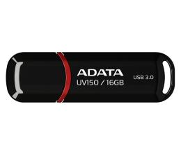 ADATA 16GB DashDrive UV150 czarny (USB 3.1) (AUV150-16G-RBK)