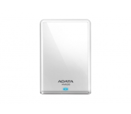 ADATA 1TB HV620 2,5'' biały USB 3.0 (AHV620-1TU3-CWH)
