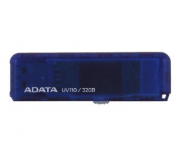 ADATA 32GB DashDrive UV110 niebieski (AUV110-32G-RBL)