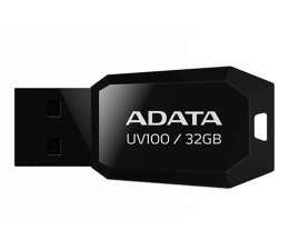 ADATA 32GB DashDrive Value UV100 czarny  (AUV100-32G-RBK)