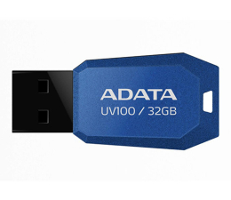 ADATA 32GB DashDrive Value UV100 niebieski  (AUV100-32G-RBL)