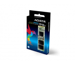 ADATA 512GB 2,5'' SATA SSD Premier Pro SP900 M.2 2280 (ASP900NS38-512GM-C (def_ssd m.2))