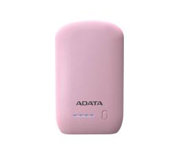 ADATA Power Bank P10050 10050 mAh 2.1 A różowy (AP10050-DUSB-5V-CPK)