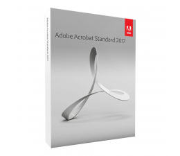 Adobe Acrobat 2017 Standard WIN [PL] ESD (65280717)