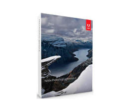 Adobe Lightroom 6 WIN/MAC [ENG] BOX  (65237576)