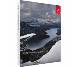 Adobe  Lightroom 6 WIN/MAC [ENG] ESD (65237401)