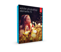 Adobe Photoshop Elements 15 PL BOX  (65273651)