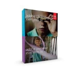 Adobe Photoshop & Premiere Elements 14 PL BOX  (65263955)