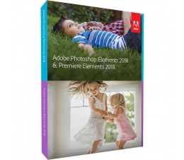 Adobe Photoshop & Premiere Elements 2018 WIN [PL] (65281763)
